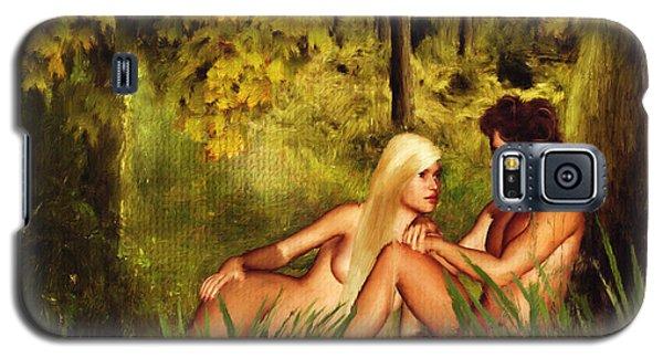 Viper Galaxy S5 Case - Pre-consciousness by Lourry Legarde