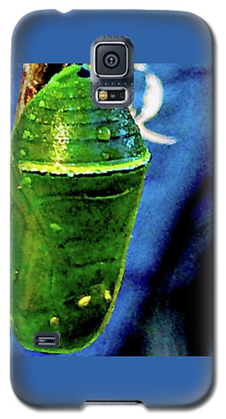 Pre-emergent Butterfly Spirit Galaxy S5 Case by Gina O'Brien