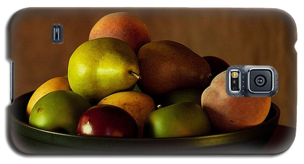 Galaxy S5 Case featuring the photograph Precious Fruit Bowl by Sherry Hallemeier