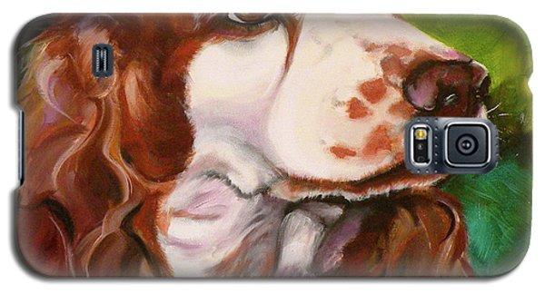 Precious Spaniel Galaxy S5 Case