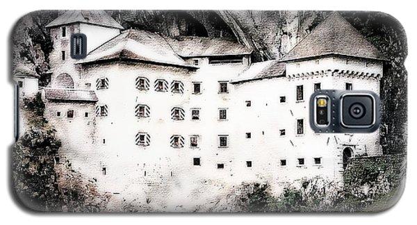Galaxy S5 Case featuring the photograph Predjama Castle by Joseph Hendrix