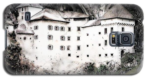 Predjama Castle Galaxy S5 Case by Joseph Hendrix