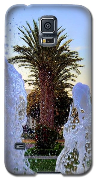Galaxy S5 Case featuring the photograph Pregnant Water Fairy by Mariola Bitner