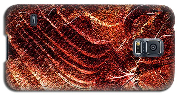 Prehistoric Bird Galaxy S5 Case