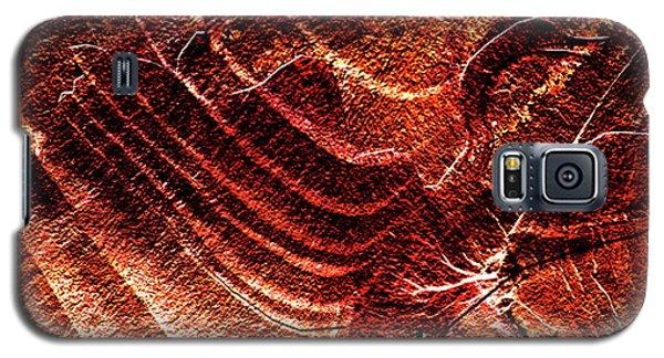 Prehistoric Bird Galaxy S5 Case by Asok Mukhopadhyay