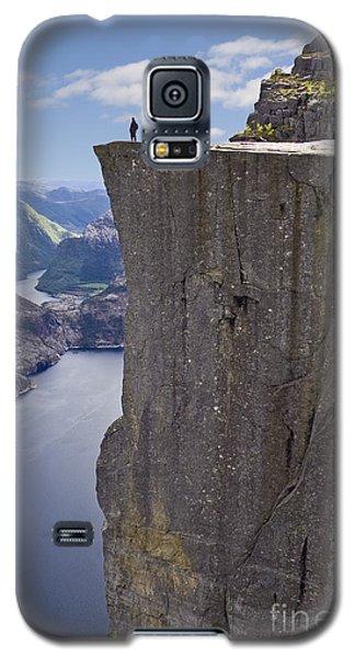Preikestolen Galaxy S5 Case
