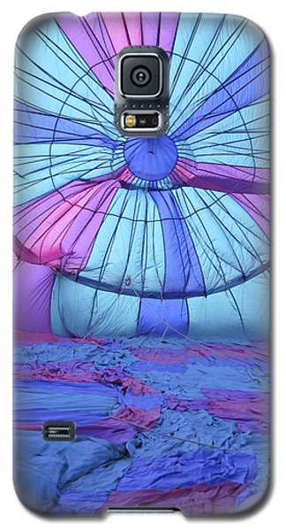 Galaxy S5 Case featuring the photograph Preparing For Lift Off by Linda Geiger