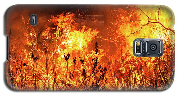 Prescribed Burn Galaxy S5 Case