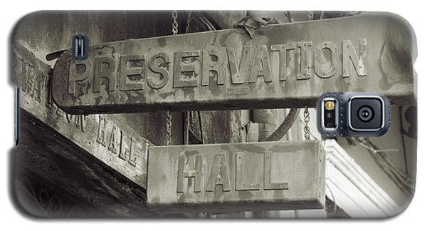 Preservation Hall, French Quarter, New Orleans, Louisiana Galaxy S5 Case