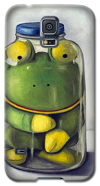Preserving Childhood Upclose Galaxy S5 Case