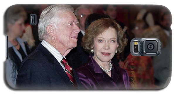 President And Mrs. Jimmy Carter Nobel Celebration Galaxy S5 Case