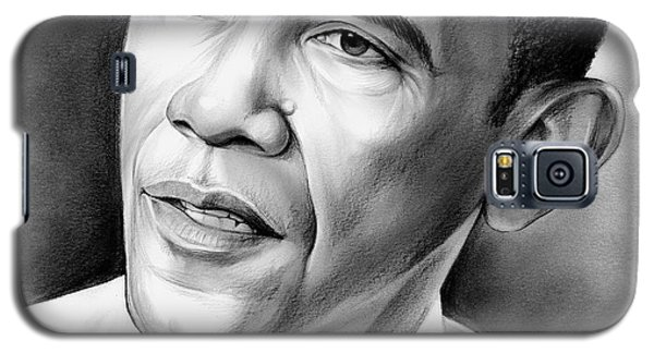Barack Obama Galaxy S5 Case - President Barack Obama by Greg Joens