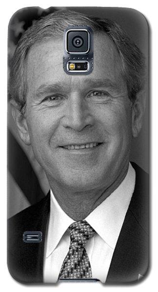 George Bush Galaxy S5 Case - President George W. Bush by War Is Hell Store