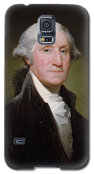 Politicians Galaxy S5 Case - President George Washington by War Is Hell Store