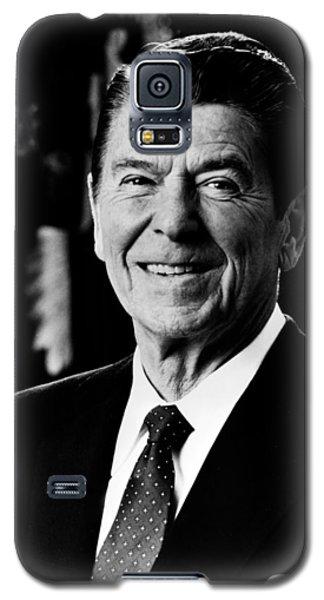 President Ronald Reagan Galaxy S5 Case