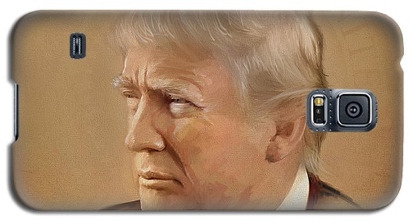 President Trump Galaxy S5 Case