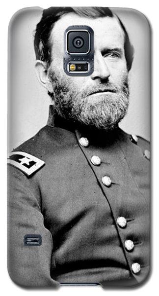 President Ulysses S Grant In Uniform Galaxy S5 Case