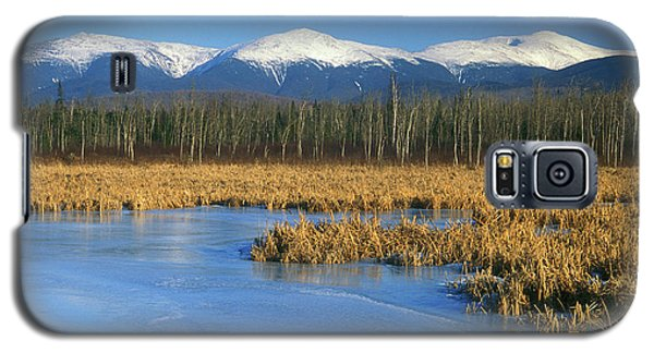 Presidential Range From Pondicherry Refuge Galaxy S5 Case by John Burk
