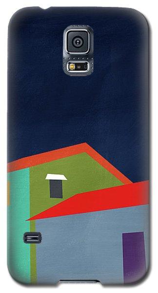 Presidio- Art By Linda Woods Galaxy S5 Case by Linda Woods