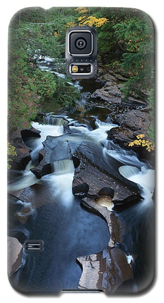Presque Isle River Galaxy S5 Case