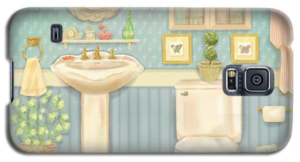 Pretty Bathrooms Iv Galaxy S5 Case
