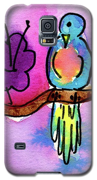 Pretty Bird Galaxy S5 Case