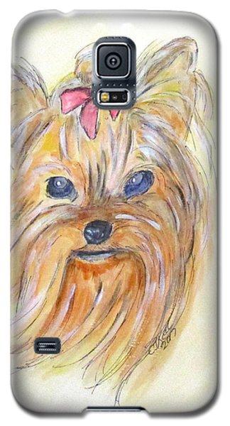Pretty Girl Galaxy S5 Case