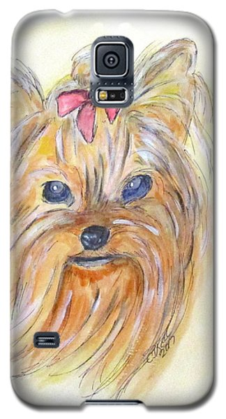 Pretty Girl Galaxy S5 Case