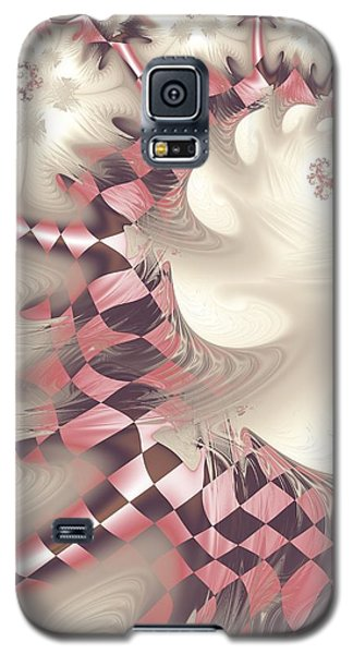 Pretty Gnarly Galaxy S5 Case by Michelle H