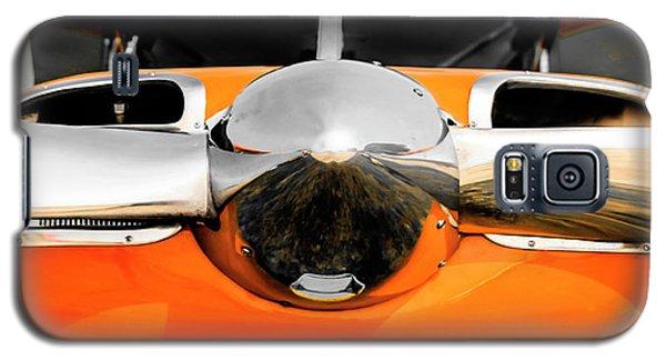 Pretty In Orange Galaxy S5 Case