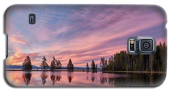 Pretty Is Pink Galaxy S5 Case