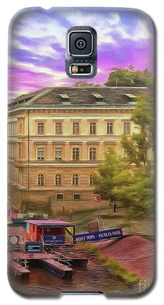 Pretty On The River - Prague Galaxy S5 Case