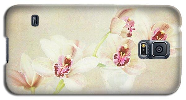 Pretty Orchids Galaxy S5 Case