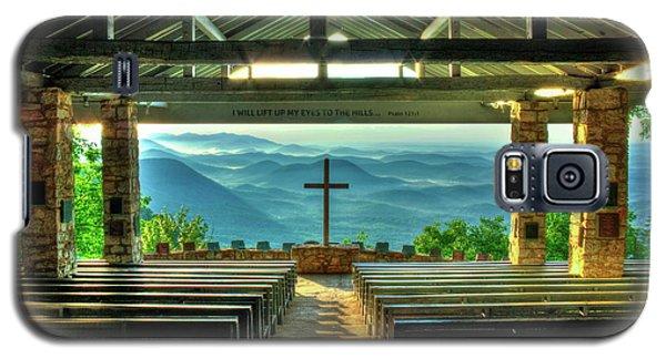 Pretty Place Chapel The Son Has Risen Galaxy S5 Case by Reid Callaway