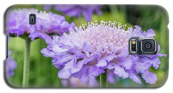 Pretty Purple Galaxy S5 Case