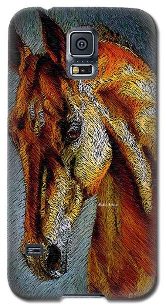 Pretty Red Galaxy S5 Case