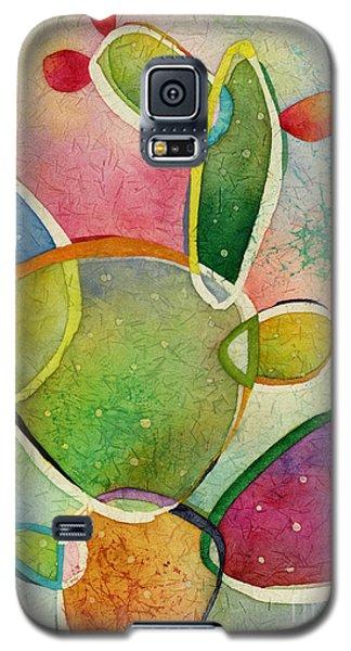 Prickly Pizazz 2 Galaxy S5 Case by Hailey E Herrera
