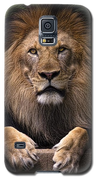 Galaxy S5 Case featuring the photograph Pride by Cheri McEachin