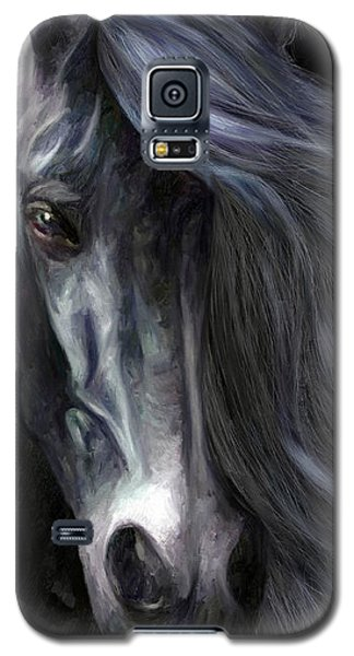 Galaxy S5 Case featuring the painting Pride by James Shepherd
