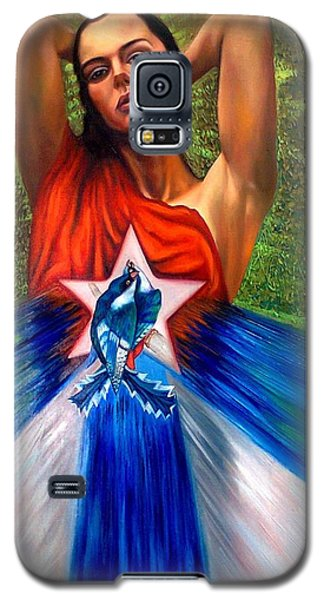 Pride Galaxy S5 Case by Jorge L Martinez Camilleri