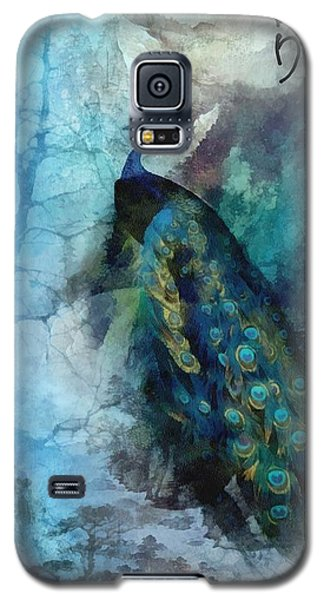 Galaxy S5 Case featuring the painting Pride by Mo T