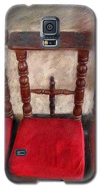 Prie Dieu - Prayer Kneeler Galaxy S5 Case