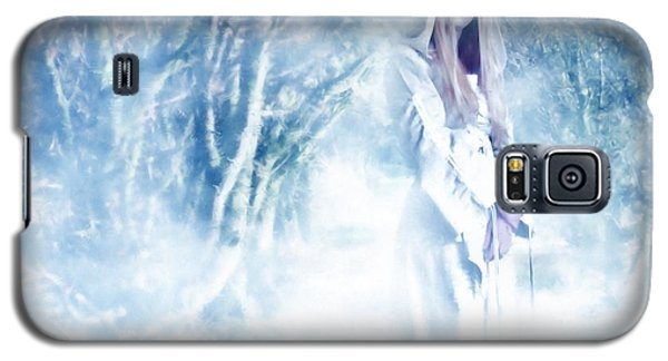 Priestess Galaxy S5 Case by John Edwards