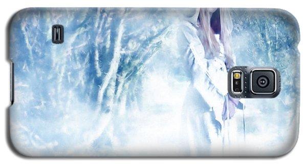 Fantasy Galaxy S5 Case - Priestess by John Edwards