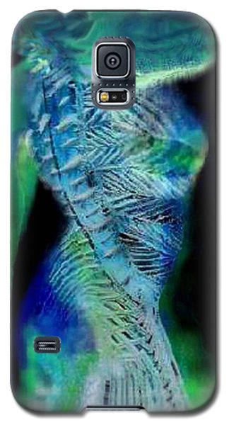 Primal Spring Night Galaxy S5 Case