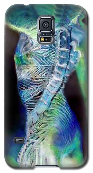 Primal Spring Night Too Galaxy S5 Case
