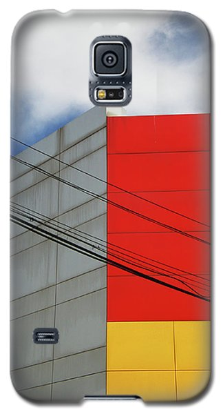 Galaxy S5 Case featuring the photograph Primarily 1 by Skip Hunt