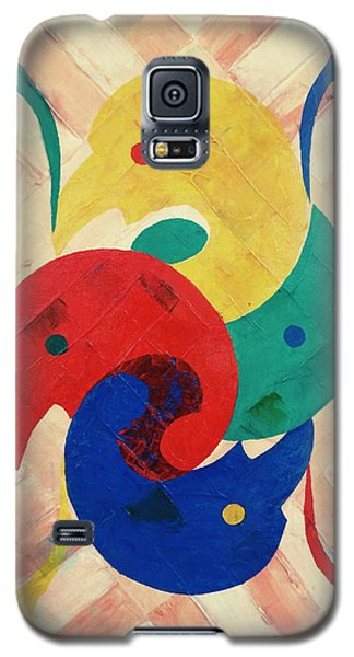 Primary Plus Galaxy S5 Case