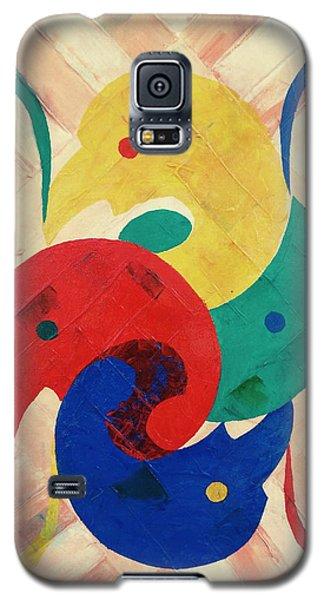 Primary Plus Galaxy S5 Case