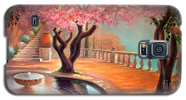 Primavera Galaxy S5 Case